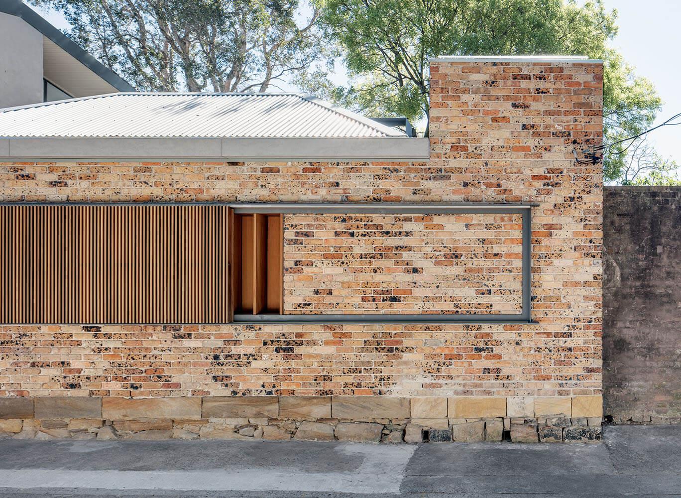 bolt hole by PanovScott. Architectural Photography Murray Fredericks facade