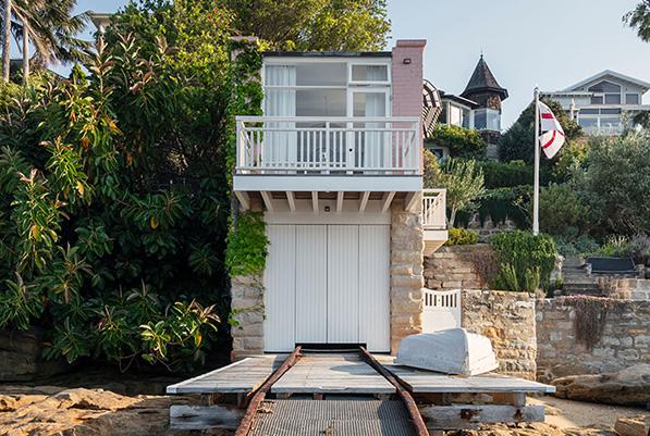 'Pinky' Watsons Bay Boathouse