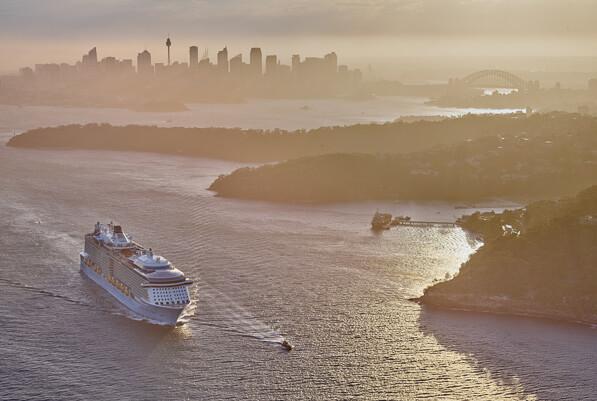 Ovation of the Seas Royal Caribbean